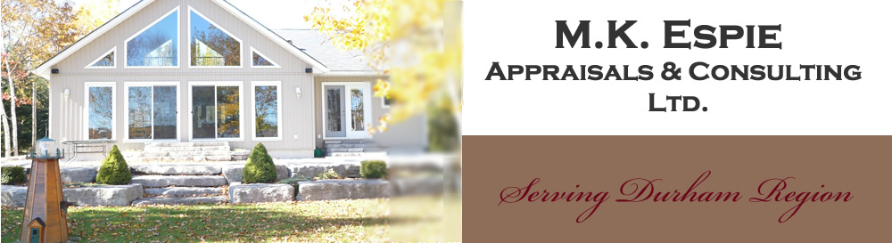 M.K. ESPIE APPRAISAL AND CONSULTING LTD. - Durham Region, Ontario, Canada